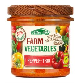 Pepper trio Bio (glutenfree)