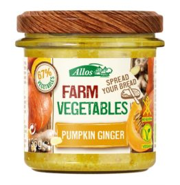 Pumpkin ginger Bio (glutenfree)