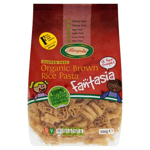 Brown Rice Pasta Fantasia